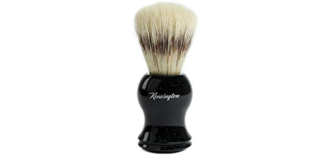 Royal Shave Kensington Boar Bristle Brush - Classic Wet Shaving Brush