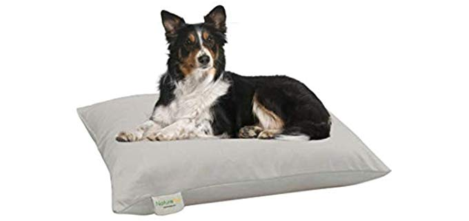 NaturoPet Orthopedic Dog Bed - Soft Cushion Pet Mattress