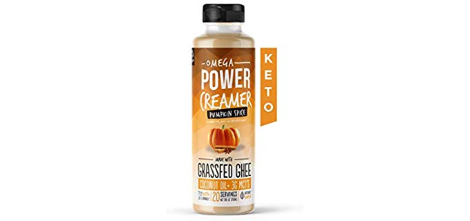 PowerCreamer Omega - Pumpkin Spice Creamer