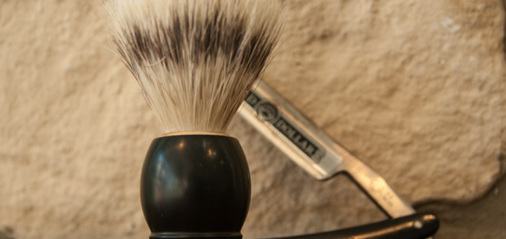 Organic Shaving Brush