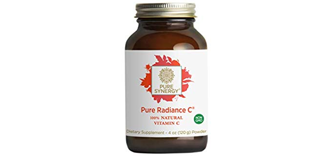 Pure Synergy Pure Radiance C - 100% Natural Vitamin C