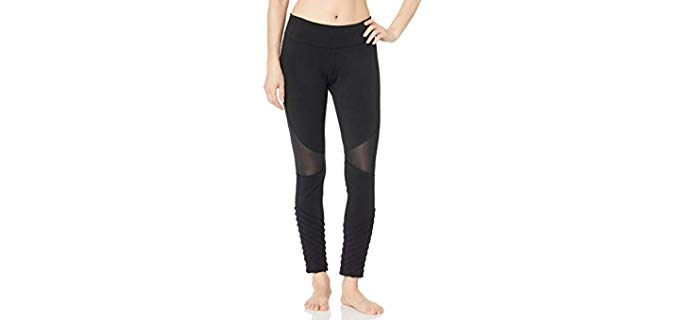 Satva Active Yoga Pants - Leggings with Hidden Pocket