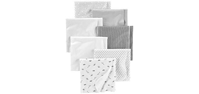 Simple Joys by Carter's Flannel - Receiving Blankets