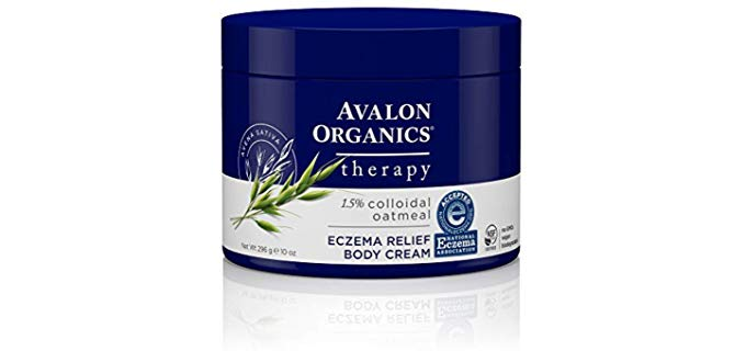 Avalon Eczema Relief - Body Cream