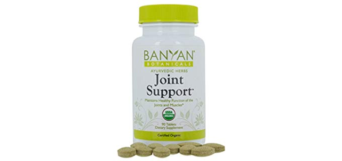 Banyan Botanicals Soothing - Joint Pain Relief Supplement
