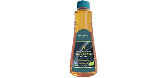 Blue Green Agave Organic - Blue Green Agave Nectar