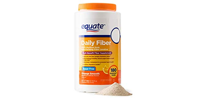 Equate Daily Therapy - Organic Powdered Fiber Supplement
