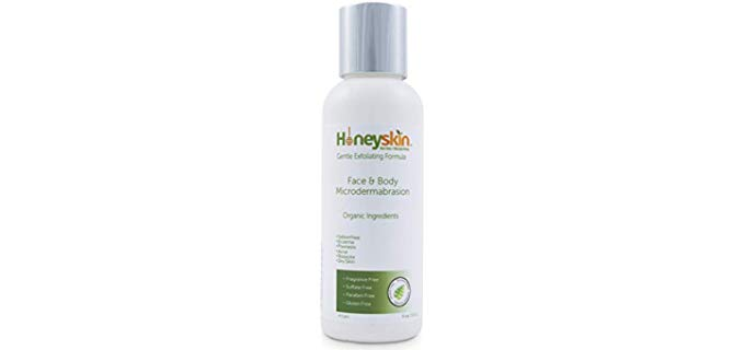 Honeyskin Face and Body - Microdermabrasion Scrub