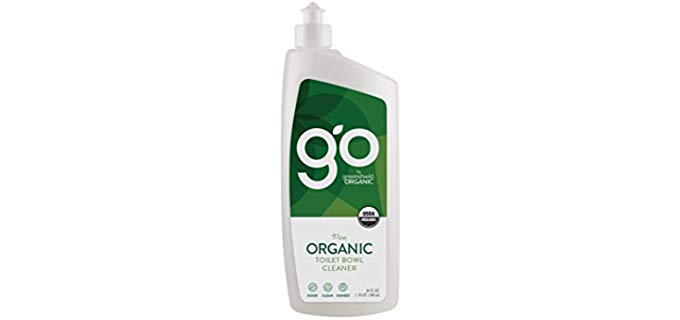 GreenShield Organic GO - Toilet Bowl Cleaner