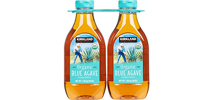 Kirkland Signature All-purpose - Organic Blue Agave Nectar