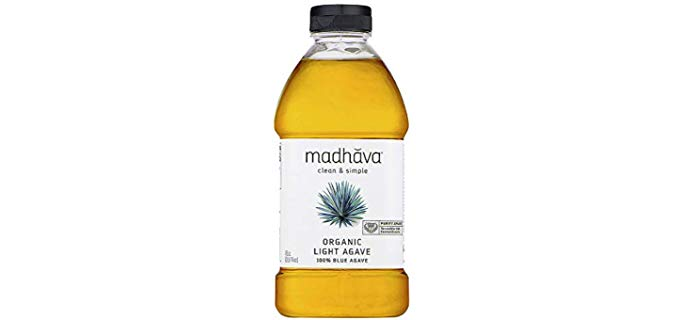 Madhava Pure - Organic Light Agave