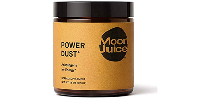 Moon Juice Power Dust - Organic Adaptogenic Blend for Energy