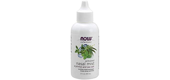 NOW Foods NOW Solutions - Activated Organic Nasal Mist