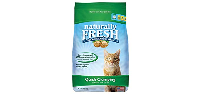 Naturally Fresh Unscented - Organic Cat Litter