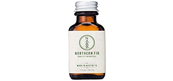 Northern Fir All Natural - Beard Oil for Hair Softening