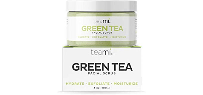 Teami Exfoliating - Matcha Green Tea Scrub