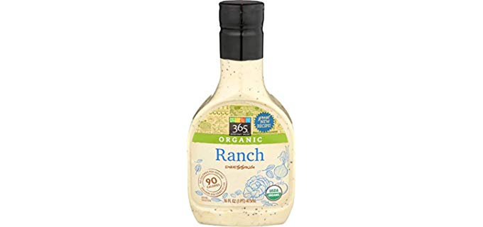 365 Everyday Value New - Organic Ranch Dressing