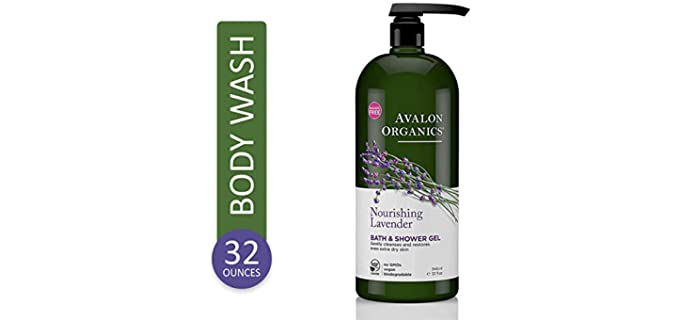 Avalon Organics Nourishing - Organic Lavender Body Wash