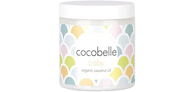 Cocobelle Baby Extra Virgin - Pure Organic Coconut Oil