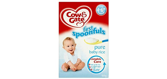 GGlittle Pure - Baby Rice Packet