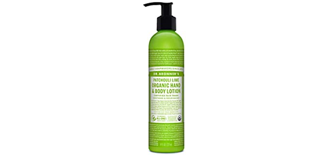Dr. Bronner's Soothing - Organic Face and Body Lotion