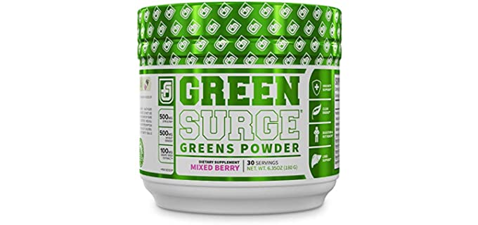 Jacked Factory Keto Friendly - Green Powder Supplement