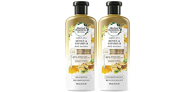 Herbal Essences BioRenew - Organic Shampoo and Conditioner Set for Color Treated Hair
