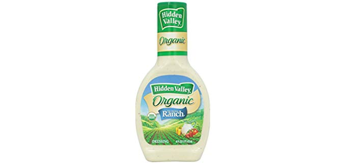 Hidden Valley Original - Ranch Organic Salad Dressing