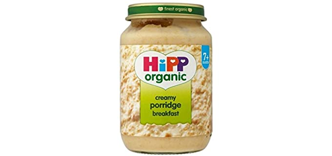 HIP Interactive Breakfast - Organic Creamy Porridge Infant Food