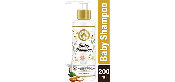 Mom & World Tear Free - Organic Baby Shampoo