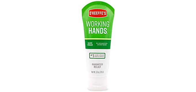 O'Keeffe's Working Hands - Organic Hand Cream for Dry Hands