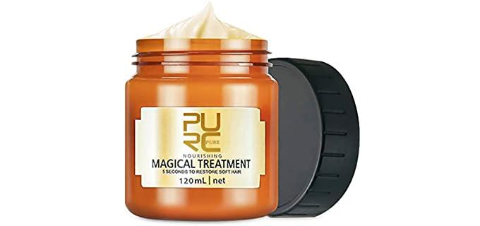 Vg Vogcrest PURC Magical - Organic Hair Mask