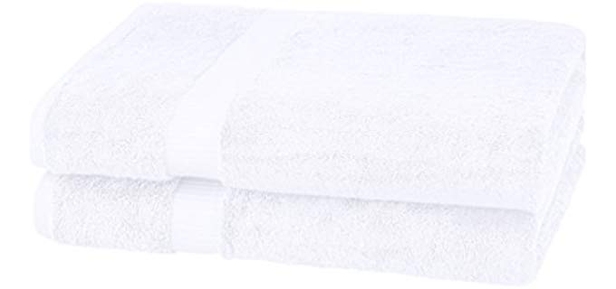 Pinzon by Amazon Sheet - Organic Bath Sheet Towel