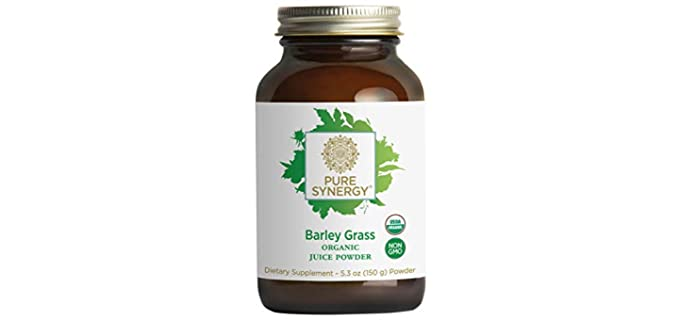 Pure Synergy USDA - Organic Kelp Powder