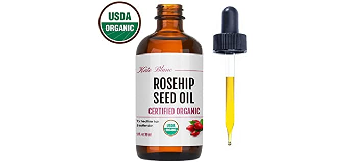 Kate Blanc Cosmetics Unrefined - Rosehip Seed Essential Oil