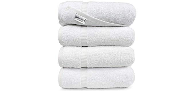 SALBAKOS Turkish - Organic Hotel Bath Towel