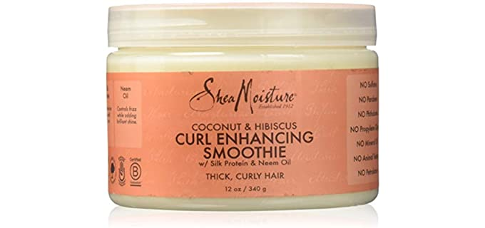 Shea Moisture Hydrating - Curl Enhancing Smoothie