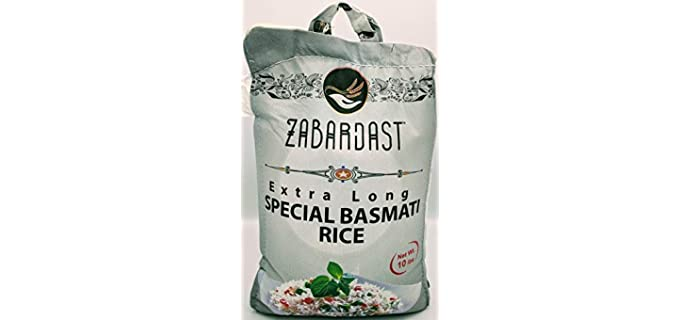 Zabardast Long Grain - Special Basmati Rice