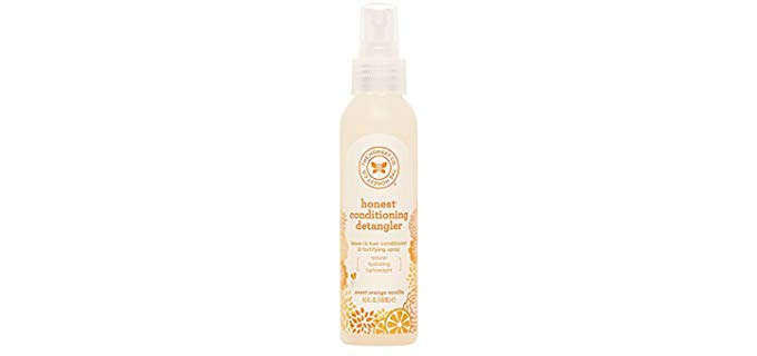 The Honest Company Sweet Orange - Organic Leave In Conditioner