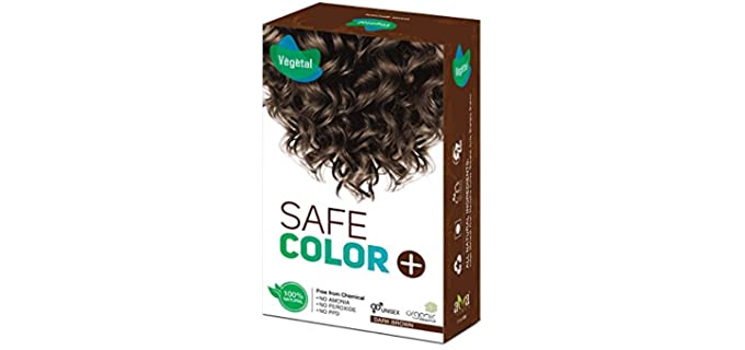 Vegetal Safe - Organic Hair Color