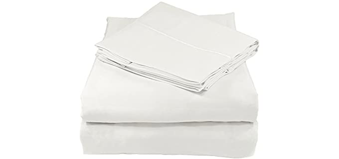 Whisper Organics Cotton - Organics Bed Sheets