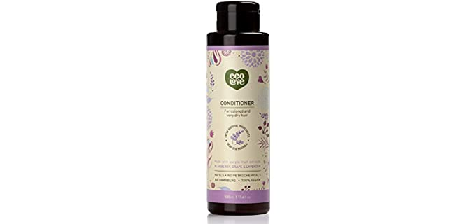 ecoLove Dry Hair - Organic Conditioner for Treated Hair