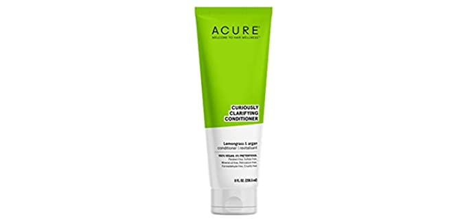 Acure Clarifying - Organic Leave In Conditioner