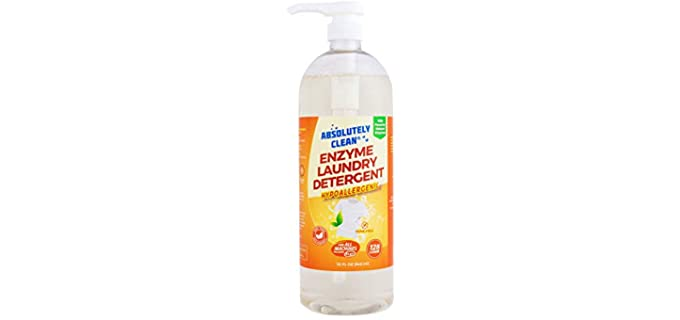 Absolutely Clean Enzyme - Laundry Liquid