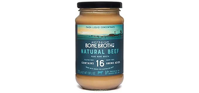 Australian Bone Broth Co Amino-Acid - Beef Bone Broth