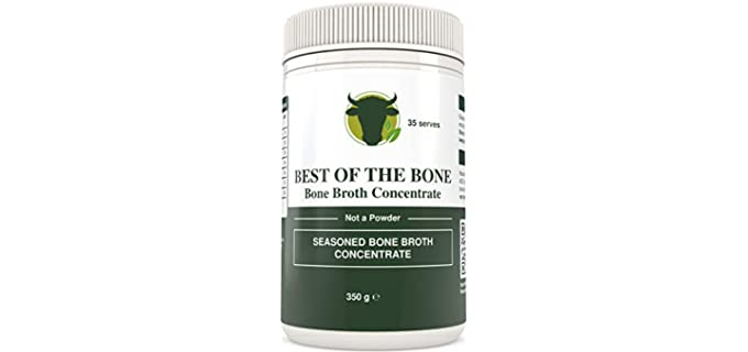 Best Of The Bone No-Soy - Collagen Beef Bone Broth