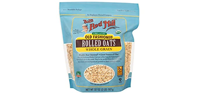 Bob's Red Mill Organic - Instant Oatmeal