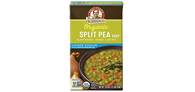Dr. McDougall's Right Foods Canned - Soup