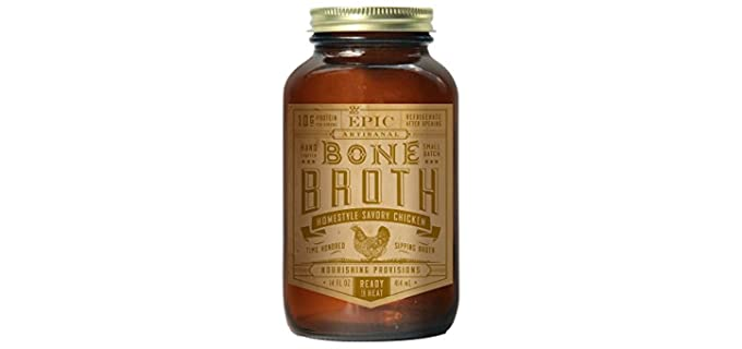 Epic Provisions Homestyle - Chicken Bone Broth