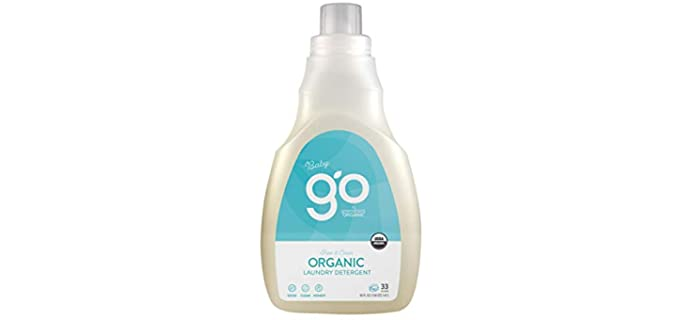 GreenShield Organic Baby - GO Baby Laundry Detergent
